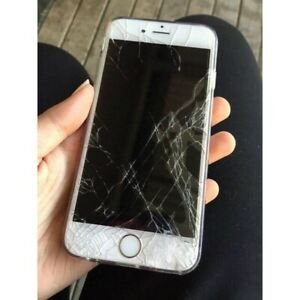 sale retailer 0b672 31045 Broken Iphone 6 | New and Used Cell Phones & Smartphones in ...