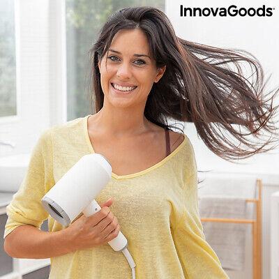 Sèche-Cheveux Ionique Pliable avec Accessoires Ventio Innov