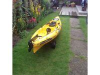 Ocean kayak 4.3 Trident SOLD