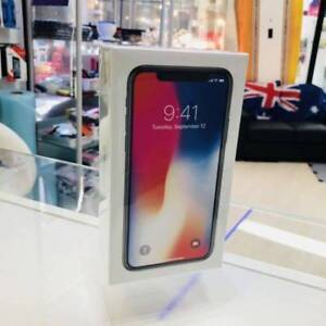 Brand New Sealed iPhone x 64gb Space Grey Invoice Apple Warranty Surfers Paradise Gold Coast City Preview