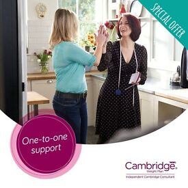 Cambridge Weight Plan - Carmarthenshire and Swansea