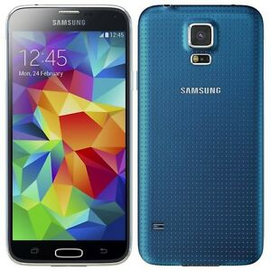 Samsung Galaxy S5 unlocked - Blue 180$