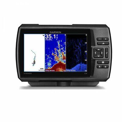 Garmin STRIKER 7cv Fishfinder with CHIRP ClearVu Transducer 010-01808-00
