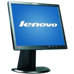 Lenovo ThinkVision L1700pC 17 LCD Monitor - 1280 x 1024 - VGA & DVI - 9417-HE2
