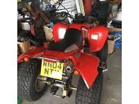 2004 quad bike