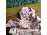 Joules girls hoodie