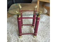 Lamp table great condition
