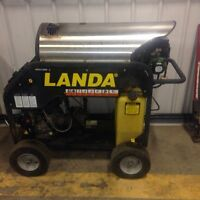 Landa 3000psi pressure washer