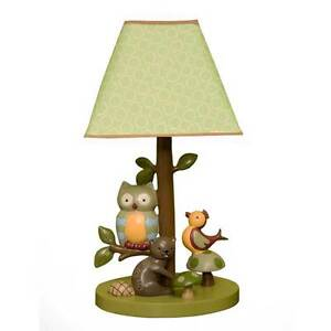 Enchanted-Forest-Unisex-Boys-Girls-Green-Lamp-with-Owl-and-Bird-by-Lambs-and-Ivy