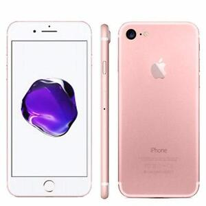 iPhone 7 32GB Rose Gold UNLOCKED ( including Wind / Freedom and Chatr ) MINT 10/10 /w WARRANTY (Nov 15, 2017) $675
