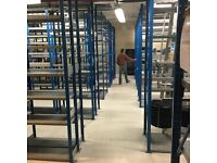 Office shelving industrial storeroom