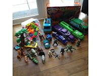YOUNG BOYS TOY BUNDLE