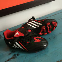 Size 10 Kids Adidas Soccer Shoes very good condition