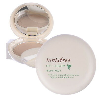 [Innisfree] NO-SEBUM Blur Pact 8.5g