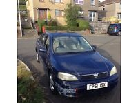 Vauxhall Astra 2.0dti spares or repairs