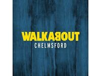 Walkabout Chelmsford Need You!