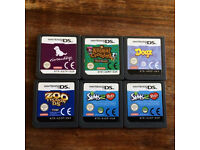 Nintendo ds animal games bundle
