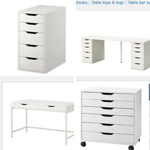 WANTED ikea Alex furniture !