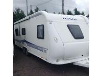 Hobby 650 prestige 2010 caravan