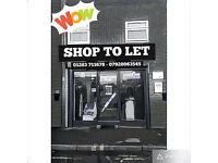 Shop to let Alum Rock- Suitable for Any Use- Must View