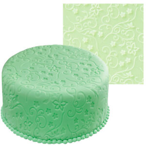 Fondant texture mats _ also good for ginger bread/sugar cookies