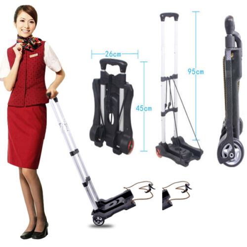 50kg-Travel-Trolley-Folding-Portable-Luggage-Case-Suitcase-Bag-Foldable-Shopping