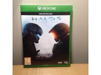 Halo 5 Guardians - Xbox One - Used but great condition