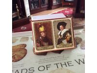 Wadding tons playing card