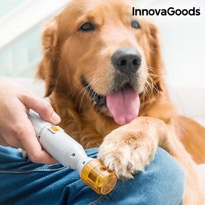 Elektrische Krallenfeile Krallenpflege Hund Katze schmerzlos einfach schnell