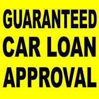 GUARANTEED Car Loans! Bad/No Credit Accepted 100% Approval Rate!