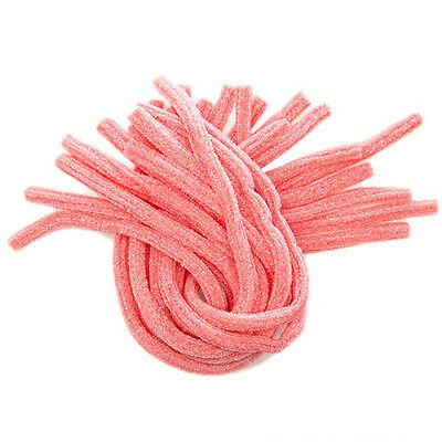 Sour Straws (SOUR POWER STRAWS STRAWBERRY 1LB )