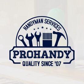 Handyman 07490759517