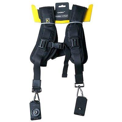 Rapid Camera Dual-shoulder Neck Strap Sling Belt for Nikon C