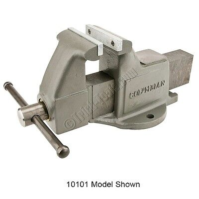 Wilton Columbian 10101 503m3 Machinists Bench Vise-stationary Base-usa Made