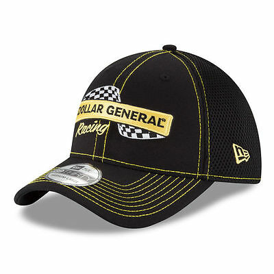 Matt Kenseth 2016  20 Dollar General New Era Black Team Neo Fitted Hat Med Lge