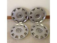 "VW wheel trims for R13"""