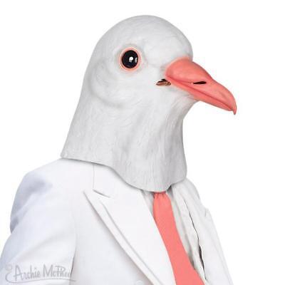 Morning Dove Mask Adult Halloween Costume Love Birds Unisex Humor Fun Heavy Duty