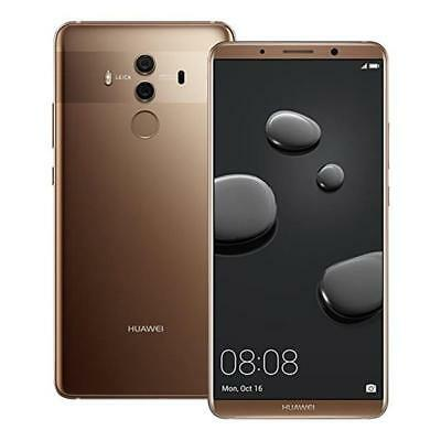 HUAWEI MATE 10 PRO 4G MOCHA BROWN ITALY 24 MONTH WARRANTY