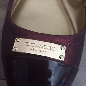 Coach shoes Cambridge Kitchener Area image 2