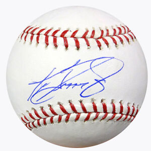 JUST-SIGNED-KEN-GRIFFEY-JR-AUTOGRAPHED-SIGNED-MLB-BASEBALL-PSA-DNA