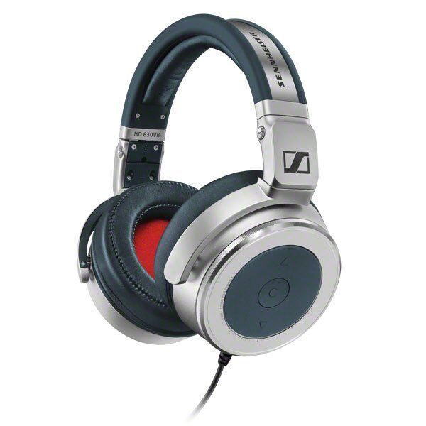 Sennheiser HD 630VB HiFi Circumaural Closed Portable Audiophile Headphone 505985