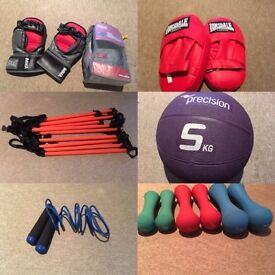 Fitness Training and Assessment Starter Kit