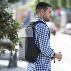 Anti-theft Rucksack with USB &Tablet & Laptop comopartment