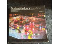 Drinking snakes and ladders