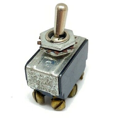 Dpdt Momentary Toggle Switch Und Labs Usa