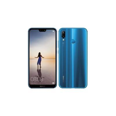 HUAWEI P20 LITE KLEIN BLUE 64GB MONO SIM DOUBLE CAMERA WARRANTY ITALY