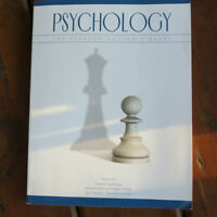 Niagara College - Forensic Psychology- J. Pozzulo Text Book