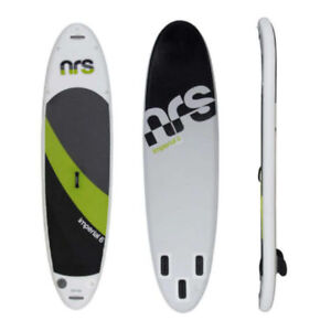 NRS Inflatable SUP and Accesories