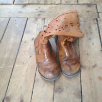 Bottes Kickers taille 39