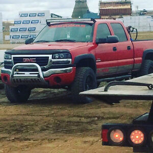 2004.5 lly duramax SASK PLATED! Cash only